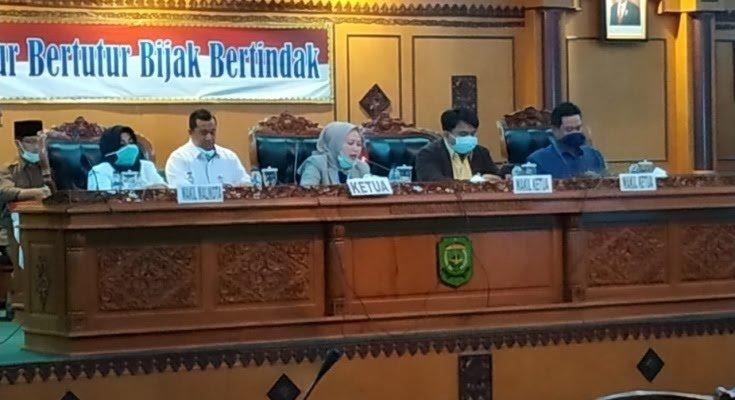 Ketua DPRD Kota Tanjungpinang poto (ist)